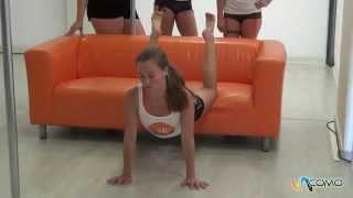 Mejorar la flexibilidad con un sofa - Couch sessions