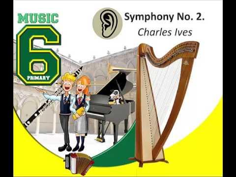 Symphony No  2  Charles Ives