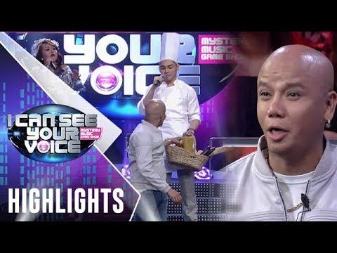 I Can See Your Voice PH: Wacky Kiray, nabighani sa isang contestant