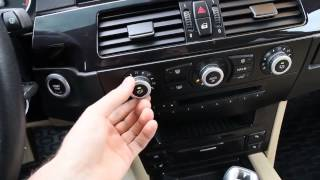 БМВ 525i E60  2008 года  ОБЗОР(Автомобильный видео тест драйв и краш тесты, обзоры новинок автопрома, тюнинг видео, ремонт машин различных..., 2014-05-01T22:42:13.000Z)