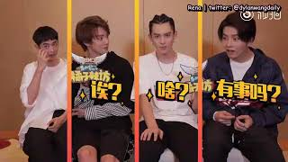 [ENGSUBS] 180727 橘子娱乐 Interview - Dylan Wang (王鹤棣)'s Cut thumbnail