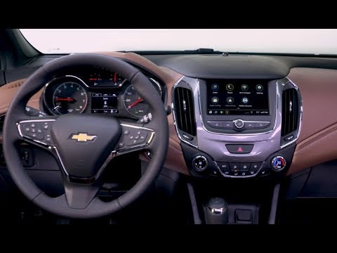THE BEST!!! 2019 Chevrolet Cruze Sedan Interior