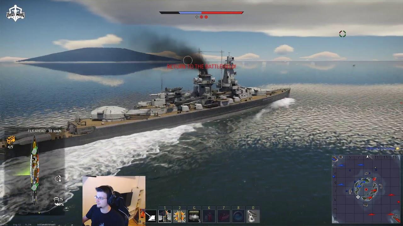 War thunder versus world of warships