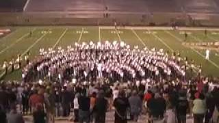 WMU Bronco Marching Band-Casino Royale (You Know My Name)