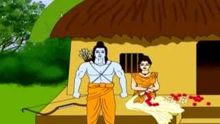 Sita Haran Part of Ramayan in Marathi | Cartoon Marathi Goshti For Kids | Marathi Movies