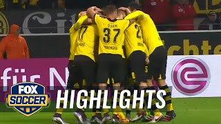 Video Gol Pertandingan Borussia Dortmund vs Ingolstadt