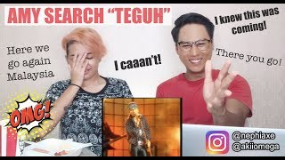 Search - Teguh ABP '91 | SINGERS REACT