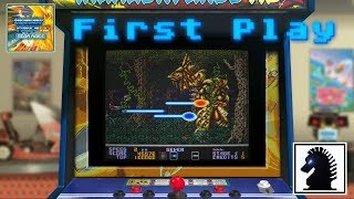 NS First Play - SEGA Ages: Thunder Force AC