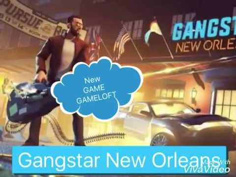 gangstar new orleans new gameloft game youtube. Black Bedroom Furniture Sets. Home Design Ideas