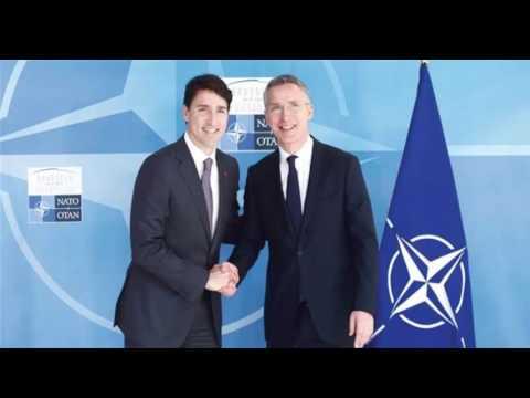 NATO will join anti-ISIL coalition at Trump summit: Stoltenberg