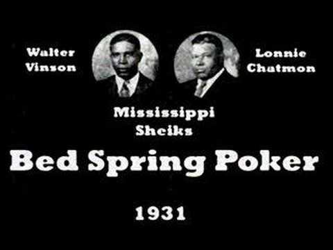 Bed Spring Poker