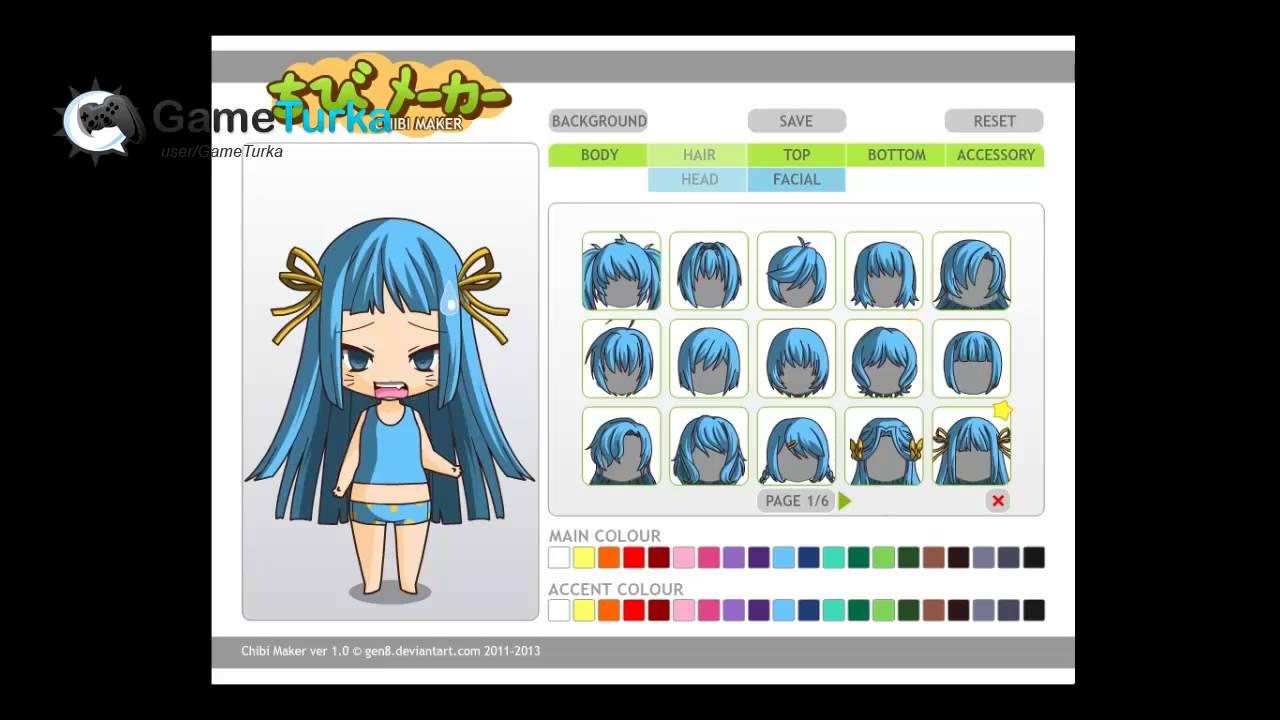 Chibi Maker GamePlay