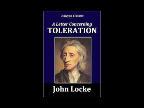 John Locke   A Letter Concerning Toleration