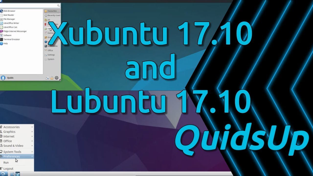 Reviewing Lightweight Official Derivatives Lubuntu and Xubuntu