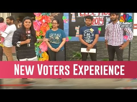 What Are The New Voters Experience In Gaziabad For Election 2019