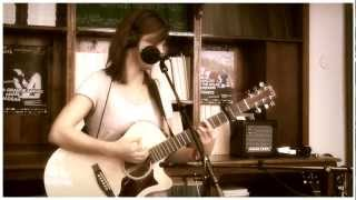 "Pure Fm : Noa Moon ""Paradise"" acoustic (HD)"