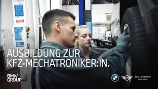 Ausbildung zum Kfz-Mechatroniker (w/m/x) | BMW Group Careers.