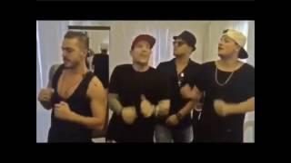 Piso21 bailando Delicia, new song 2015