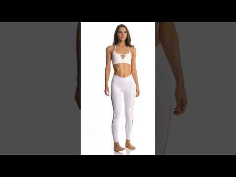 d5cbef7ca19ba NUX Double Double Seamless Yoga Sports Bra