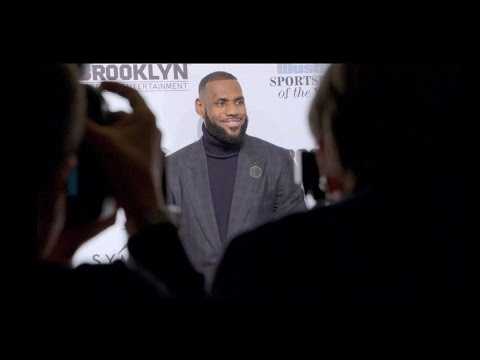 All-Access: Sports Illustrated Sportsperson of the Year Award Show