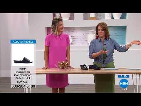 HSN | Italian Shoemakers 05.17.2018 - 09 AM
