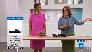 HSN | Italian Shoemakers 05.17.2018 - 09 AM