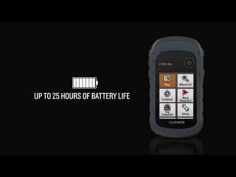 New Garmin eTrex 22x and 32x GPS Devices - BIKEPACKING.com