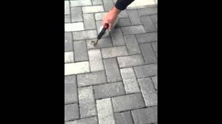 Removing Driveway Oil Stains