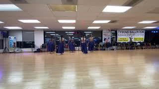 Latin Vintage Company Ladies Salsa Dancing Performance @ 2019 Fall Social