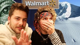 CONSPIRACY THEORIES YOU'VE NEVER HEARD OF w/ Dom DeAngelis & Jc Caylen