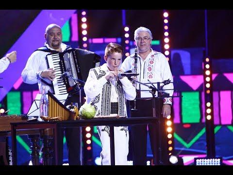 Emoționant! Jurații sunt uluiți de ceea ce poate să facă Alexandru Cioiu pe scena Next Star