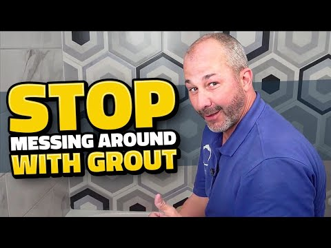 How To Grout | DIY For Beginners