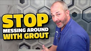 Video How To Grout | DIY for Beginners download MP3, 3GP, MP4, WEBM, AVI, FLV Oktober 2019