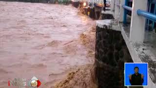 Bogor Hujan Terus, Bendung Katulampa Siaga 1 dengan Tinggi Air Capai 220 Cm - BIS 05/02