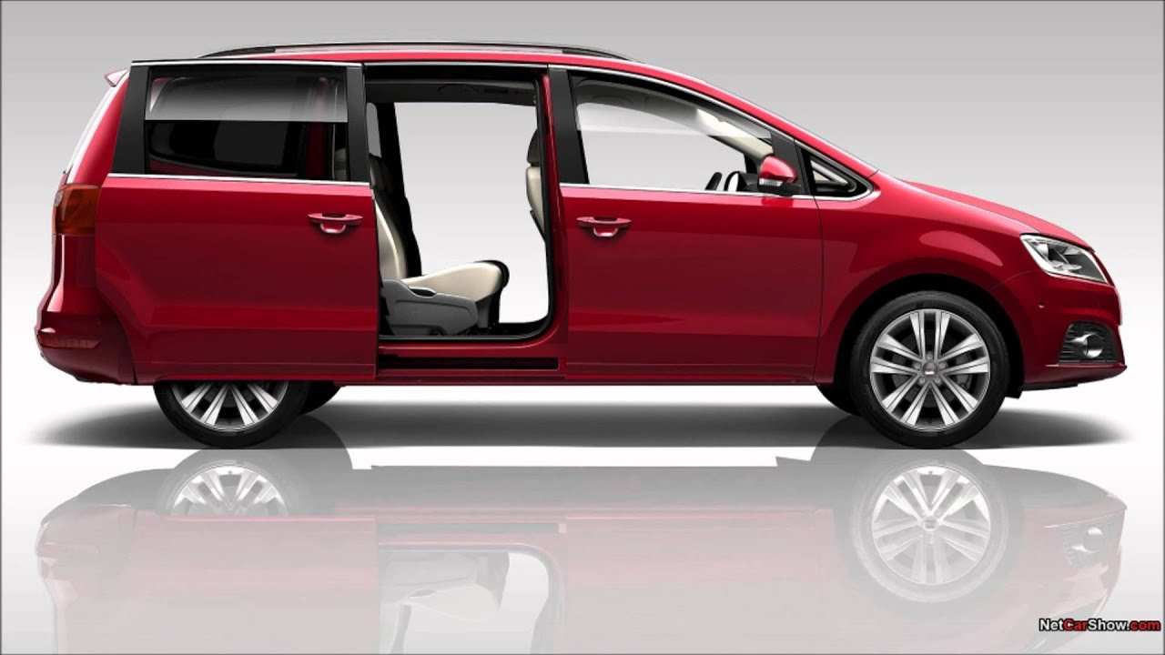 2012 seat alhambra 4wd hd youtube. Black Bedroom Furniture Sets. Home Design Ideas