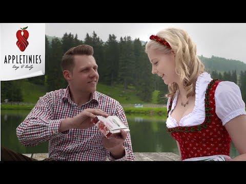my austrian cutie - APPLETINIES tiny&tasty (short cut)