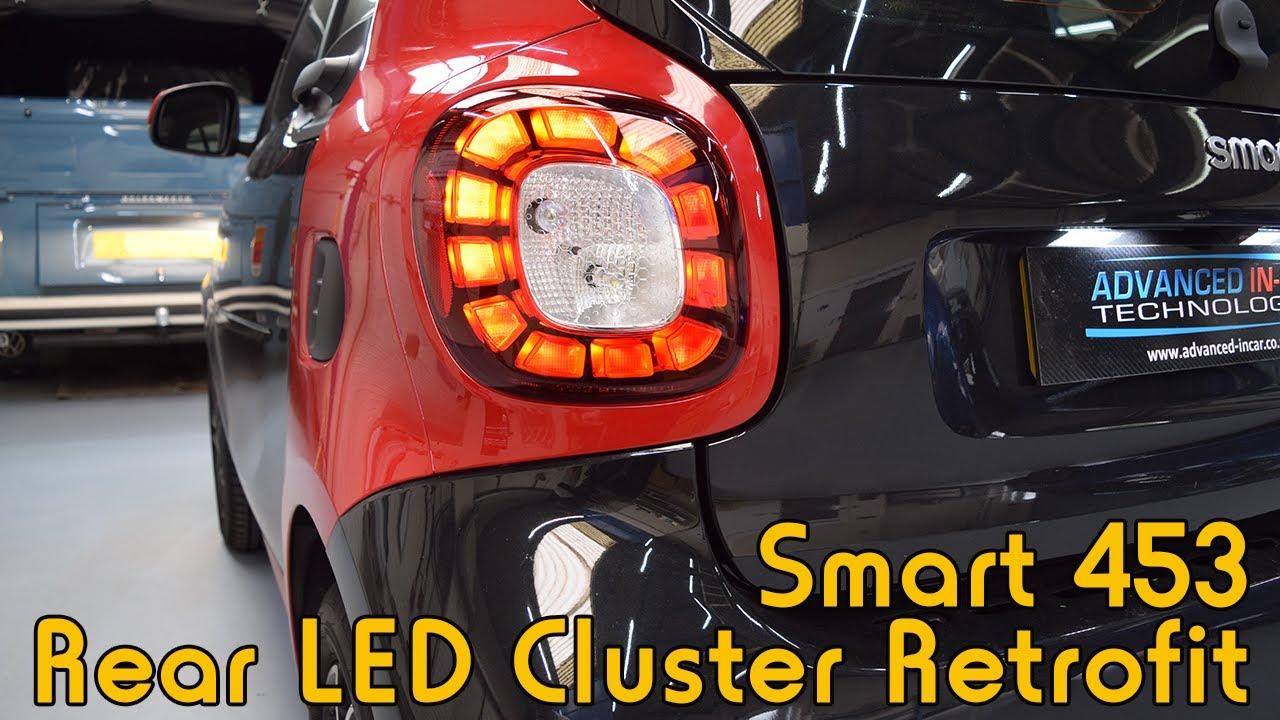 Smart 453 Rear LED Light Clusters & Smart 453 Rear LED Light Clusters - YouTube azcodes.com