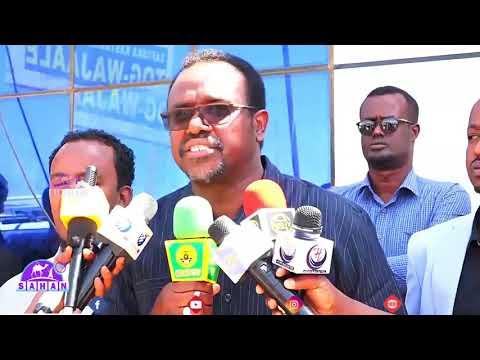 Wafti ka Socda Dawlad Deegaanka Soomaalida Oo Soo Gaadhay Somaliland.