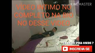 Vídeo íntimo do MC DON JUAN