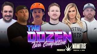 Trivia Showdown: Chaotic Battle With Cheating Scandal Sanctions (Ep. 077 of 'The Dozen')