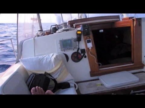 Single Handed Sailing: Saint Martin To North Carolina (Westsail 42 Sailboat Paragon)