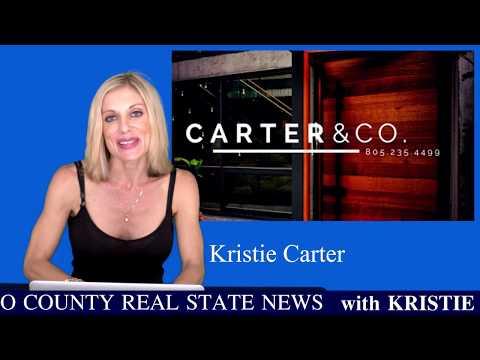 SLO County Real Estate News | #KristieCarterShow