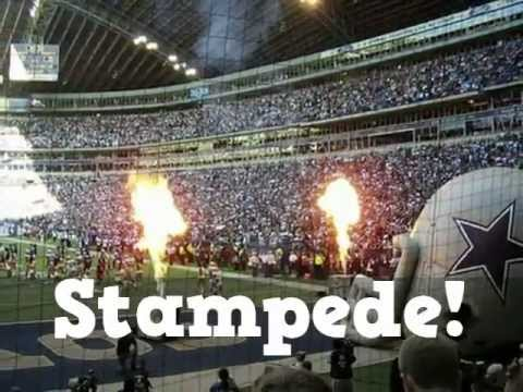 Dallas Cowboys Stampede March