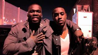 "Jeremih ft. 50 Cent ""Down on Me"" BTS Teaser"