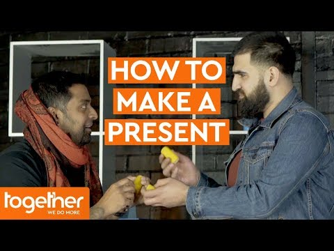 How To Make A Present For Someone Who Has Everything   Wild Wild Web