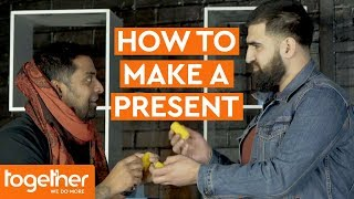 How to Make a Present for Someone Who Has Everything | Wild Wild Web