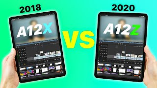 iPad Pro 2020 vs 2018 | Performance Test - Is A12Z Any BETTER Than A12X?