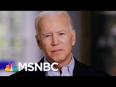 Joe Biden Makes It Official: He's Running In 2020 | Morning Joe | MSNBC
