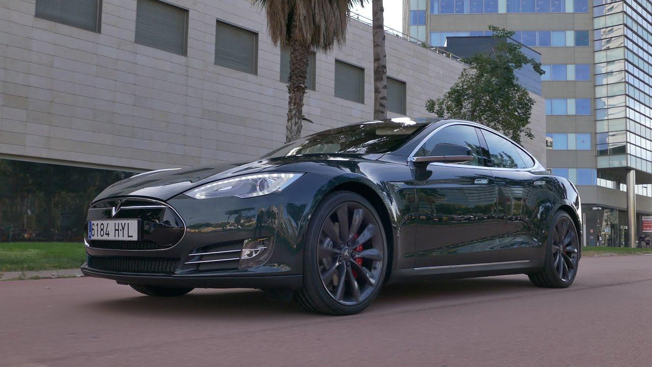 Tesla Model S - review test drive - prueba a fondo - YouTube