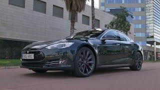 Tesla Model S - review test drive - prueba a fondo